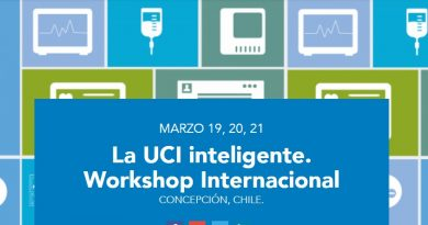La UCI inteligente. Workshop Internacional en Concepción.