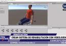 Sistema de Videojuegos para Rehabilitación
