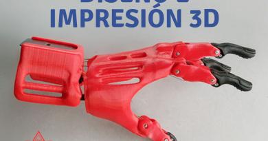¡Regístrate Aquí! Taller de Diseño e Impresión 3D.
