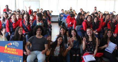 WIE UdeC: 4ta Jornada de Mujeres en Ingeniería