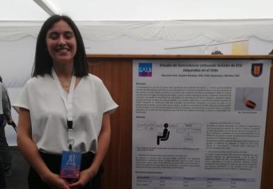 Ganadora de financiamiento VIU: Macarena Díaz